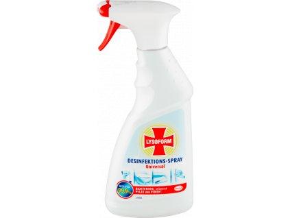 Lysoform dezinfekční čistič sprej classic 500ml