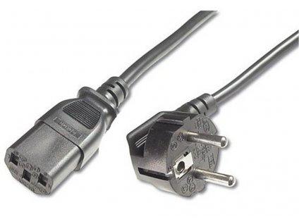FSP Síťový napájecí kabel 230V k počítači, 1.8 m
