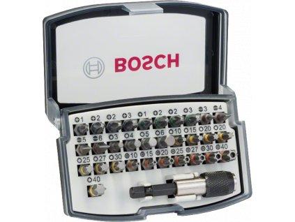 Bosch 32dílná sada šroubovacích bitů
