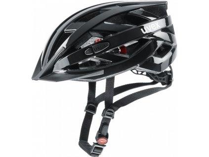 UVEX I-vo 3D black (56-60cm)
