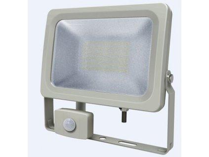 LED reflektor Immax Venus PIR 30W 2550lm IP54, šedý