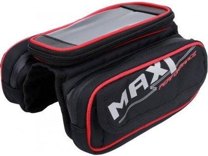 brašna na rám MAX1 Mobile Two červeno/černá