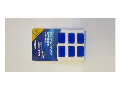 MARIMEX Aquamar Tablety gelové vločkovací Marimex 2v1 (11313113)