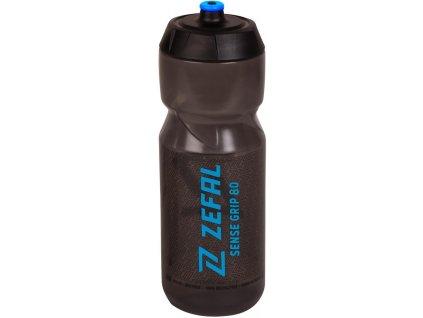 Zefal lahev Sense Grip 80 modrý potisk
