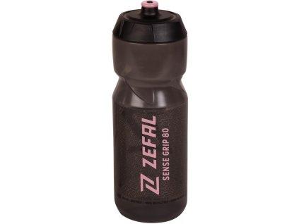 Zefal lahev Sense Grip 80 růžový potisk