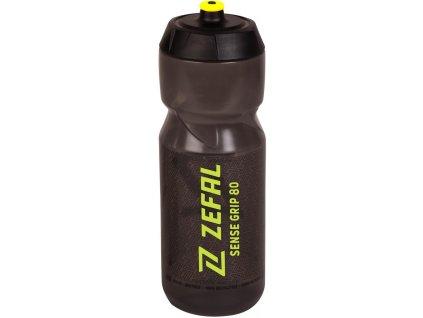 Zefal lahev Sense Grip 80 žlutý potisk