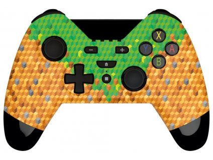 Gioteck WX-4 zeleno-hnědý