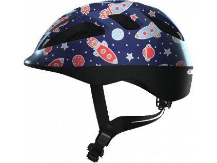 ABUS Smooty 2.0 - blue space - vel. M - dětská helma