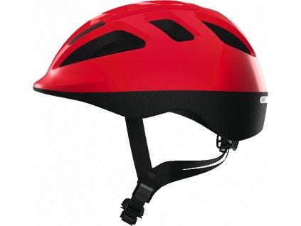 ABUS Smooty 2.0 - shiny red - vel. M - dětská helma