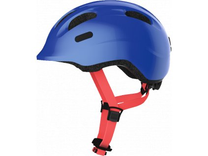 ABUS Smiley 2.1 - sparkling blue - vel. S - dětská helma