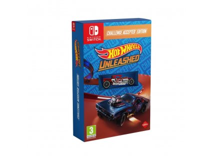 Switch - Hot Wheels Unleashed Challenge Accepted Ed.