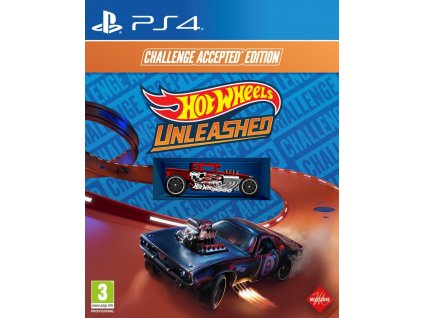 PS4 - Hot Wheels Unleashed Challenge Accepted Ed.