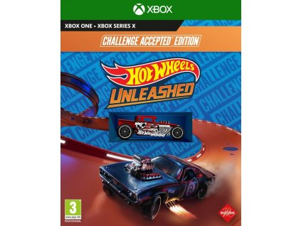 Xbox One - Hot Wheels Unleashed Challenge Accepted Ed.