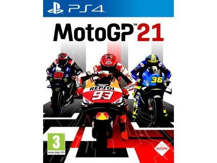 PS4 - MotoGP 21