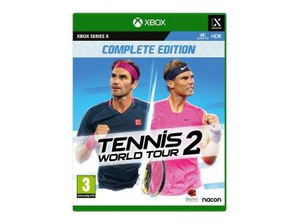 Xbox X/S - Tennis World Tour 2 Complete Edition