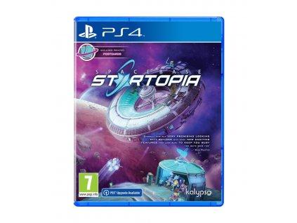 PS4 - Spacebase Startopia
