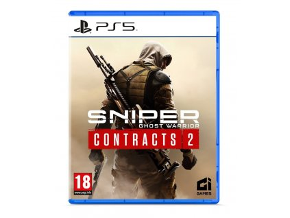 PS5 - Sniper: Ghost Warrior Contracts 2