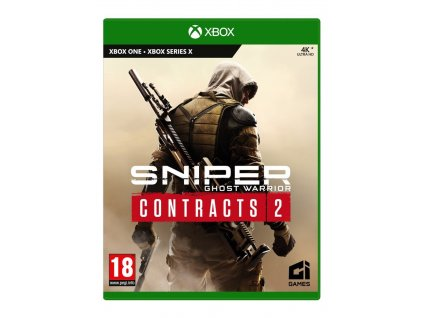 Xbox One / X - Sniper: Ghost Warrior Contracts 2