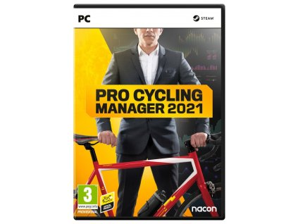 PC - Pro Cycling Manager 2021
