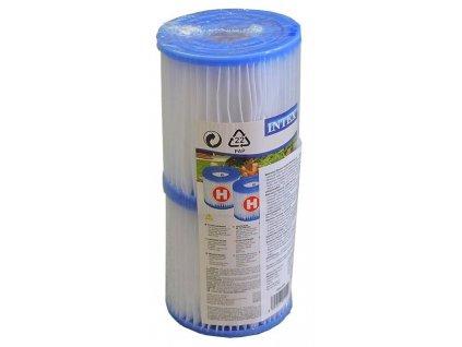 MARIMEX Vložka filtrační Marimex pro 1,25 m3/h filtrace - 2 ks (10691006)