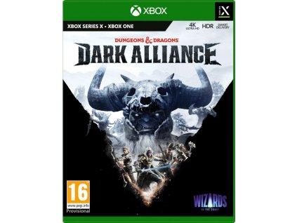 Xbox One / X - Dungeons & Dragons Dark Alliance Steelbook Edition