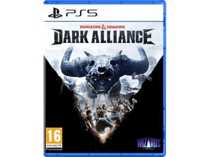 PS5 - Dungeons & Dragons Dark Alliance Steelbook Edition