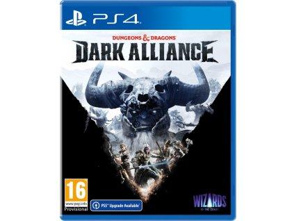 PS4 - Dungeons & Dragons Dark Alliance Steelbook Edition