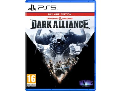 PS5 - Dungeons & Dragons Dark Alliance Day One Edition