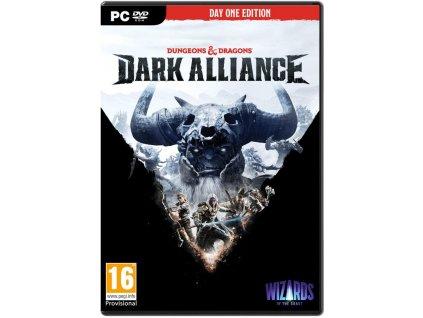 PC - Dungeons & Dragons Dark Alliance Day One Edition
