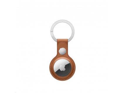 APPLE AirTag kožená klíčenka hnědá (mx4m2zm/a)