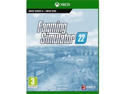 Xbox One / X - Farming Simulator 22