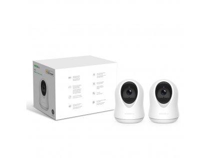 Set dvou kusů Smart HomeKit Indoor Camera VOCOlinc VC1 Opto