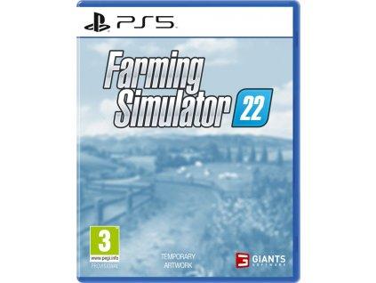 PS5 - Farming Simulator 22