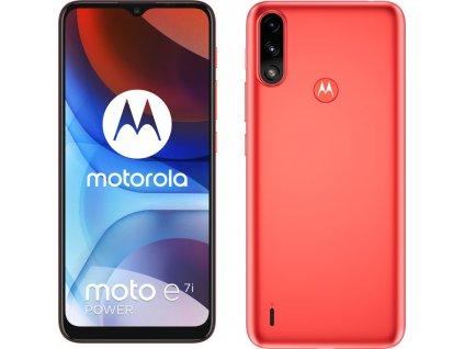 Motorola Moto E7i Power 32GB Coral Red