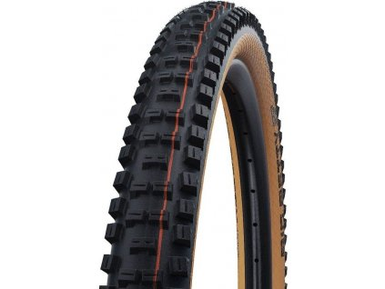 Schwalbe Big Betty 29x2.40 SuperGravity TLE AddixSoft classic skin skládací