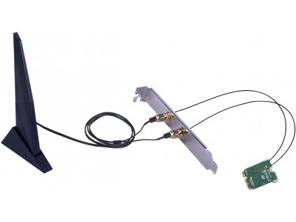 ASUS M.2 CNVI WIFI Card, Intel AX201