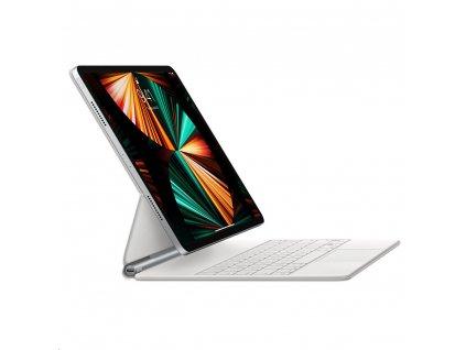 """APPLE Magic Keyboard pro 12.9"""" iPad Pro (5.generace - 2021) - CZ White"""