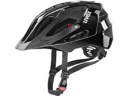 UVEX Quatro all black (56-60cm)