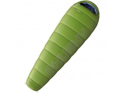 HUSKY spací pytel MIKRO +2°C zelený