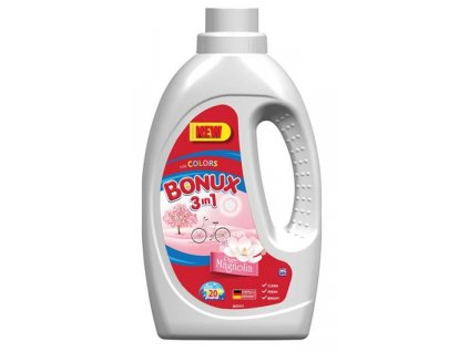 Bonux prací gel Color Pure Mangolia 20 PD/1,1L