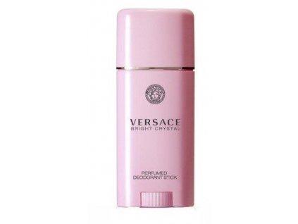 Versace Bright Crystal Perfumed Deodorant Stick 50ml