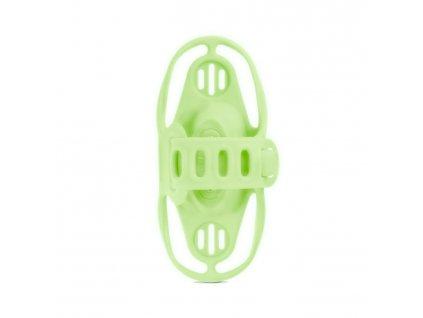 "BONE Bike Tie Pro 4 - Luminous Green, držák na kolo pro mobil 4.7-7.2"""