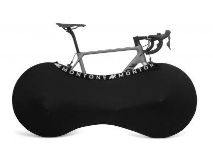 MONTONE bike mKayak vel.L - černá/bílá