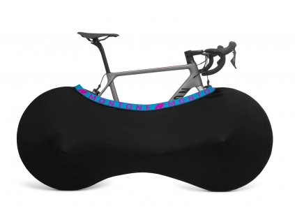 MONTONE bike mKayak vel.L - modrá/fialová