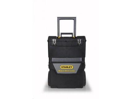 Stanley Pojízdný montážní box s kovovými petlicemi na bocích 1-93-968
