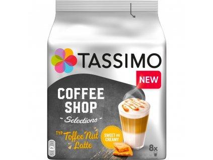 Tassimo Toffee Nut Latte 8 nápojů