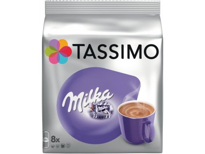 Tassimo Milka 8 nápojů