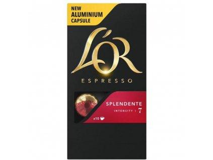 L'OR Splendente 10 ks kapsle pro Nespresso