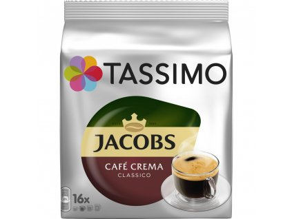 Tassimo Jacobs Caffe Crema 16 nápojů