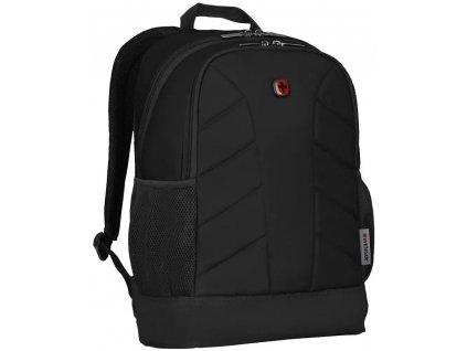 "WENGER QUADMA - 16"" batoh na notebook, černý"